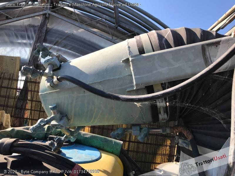 Turbina robot  - caffini big 600 4