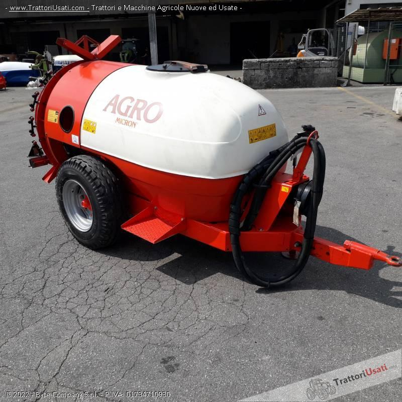 Atomizzatore  - agro lt 1000 0