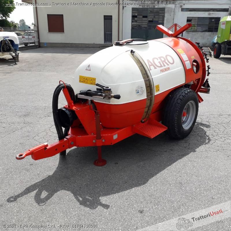 Atomizzatore  - agro lt 1000 2