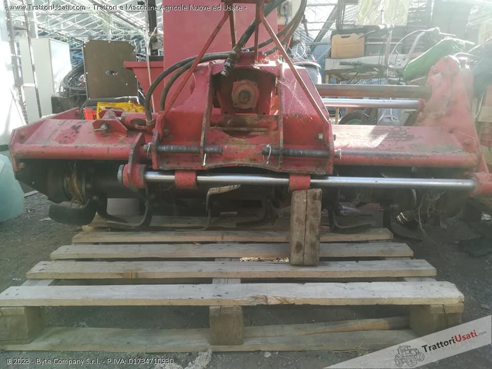 Fresa  - 140 cm palladino 0