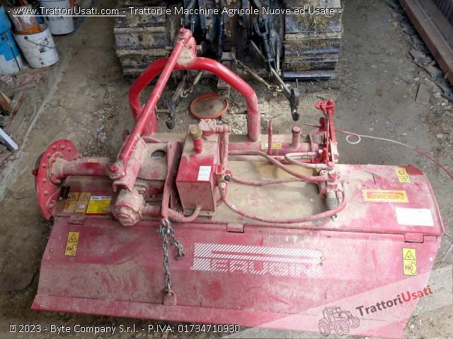 Trattore cingolato lamborghini - 774 c e attrezzatura 2