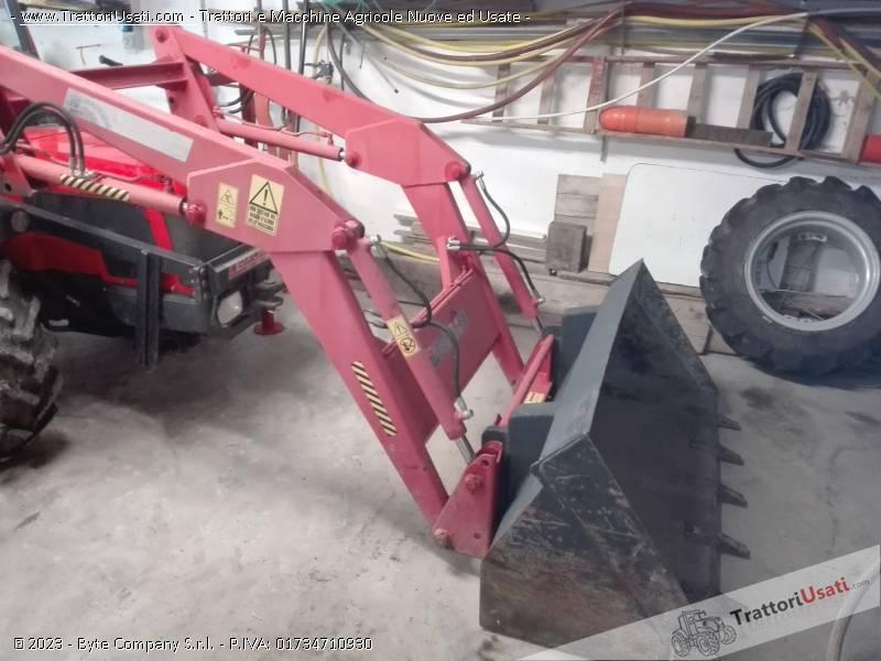 Trattore carraro - 8400 trx 3