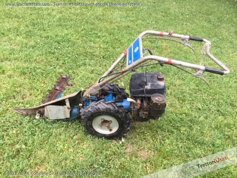 Motofalciatrice bcs - 601 4