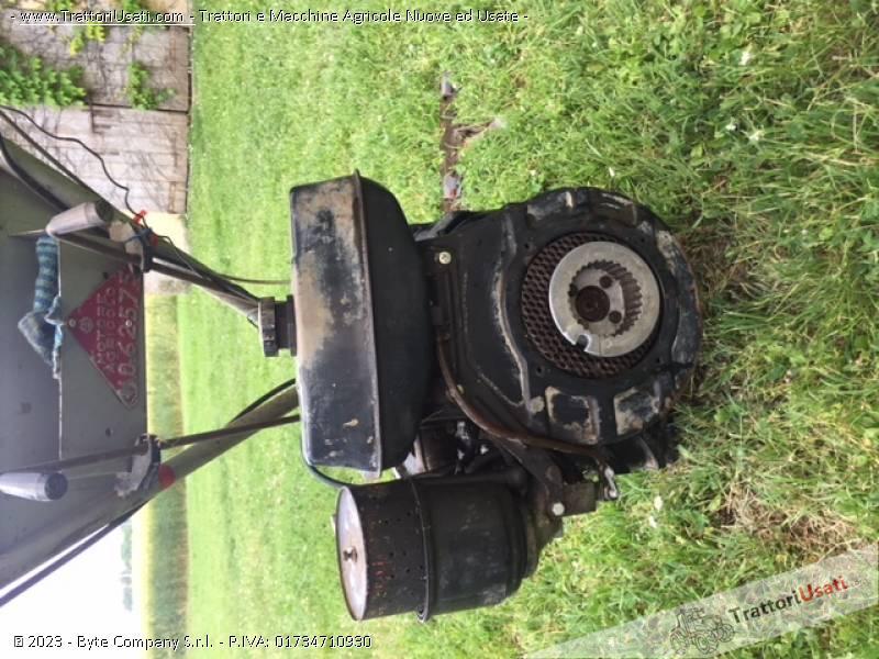 Motofalciatrice bcs - 601 5