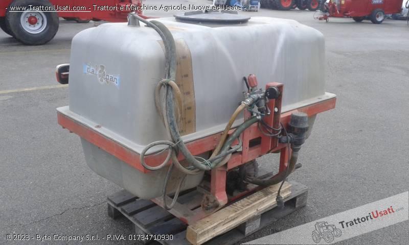 Polverizzatore  - gruppo portato lt. 800 dal degan 0