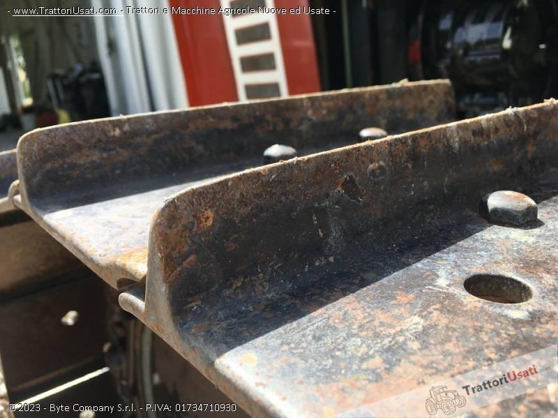 Trattore cingolato fiatagri - 60-75 6