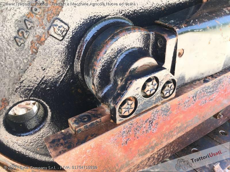 Trattore cingolato lamborghini - 653 l 7