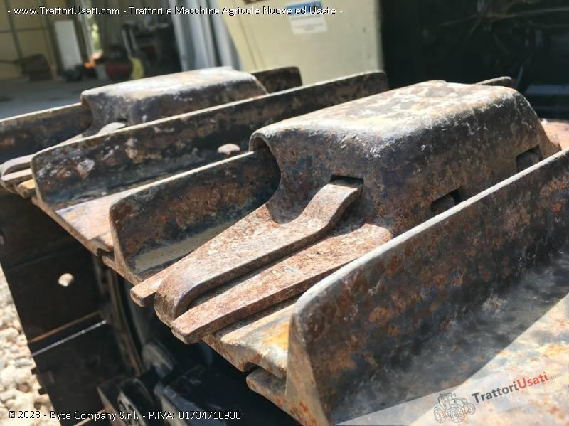 Trattore cingolato lamborghini - 653 l 8