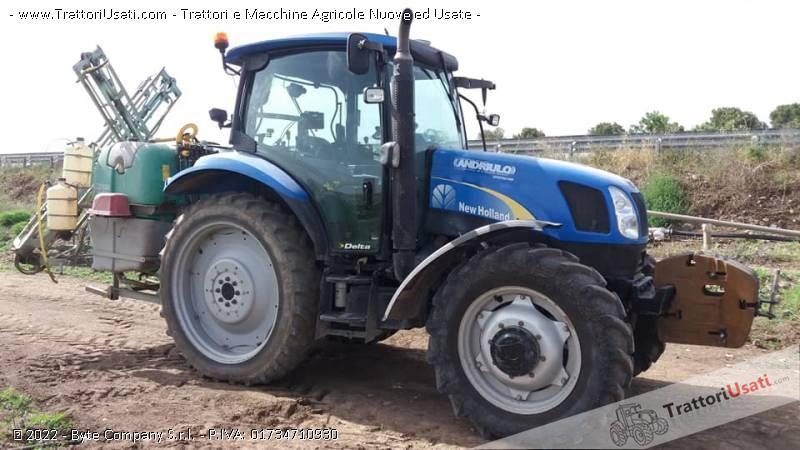 Trattore new holland - ts110a 1