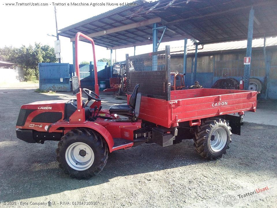 Motoagricola  - ar 190 caron 0