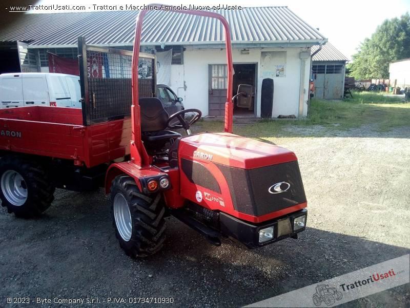 Motoagricola  - ar 190 caron 1