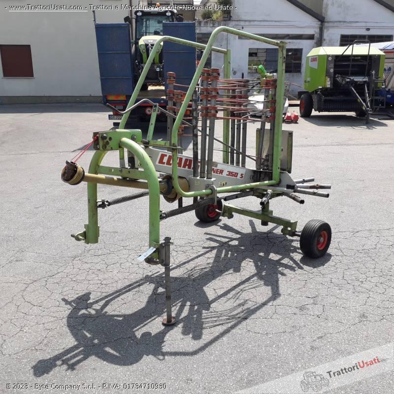 Giroandanatore claas - liner 350 s 0