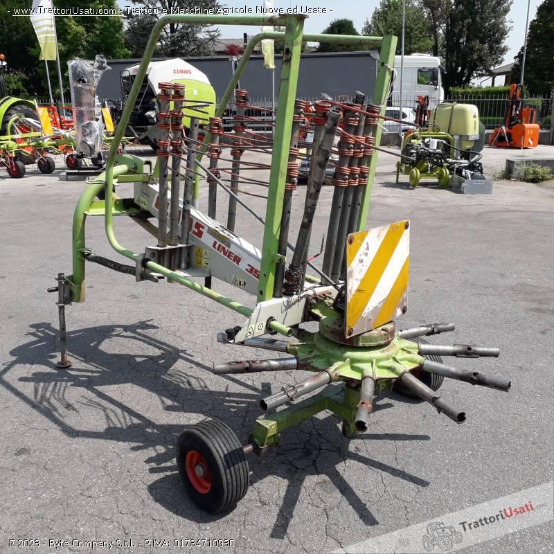 Giroandanatore claas - liner 350 s 1