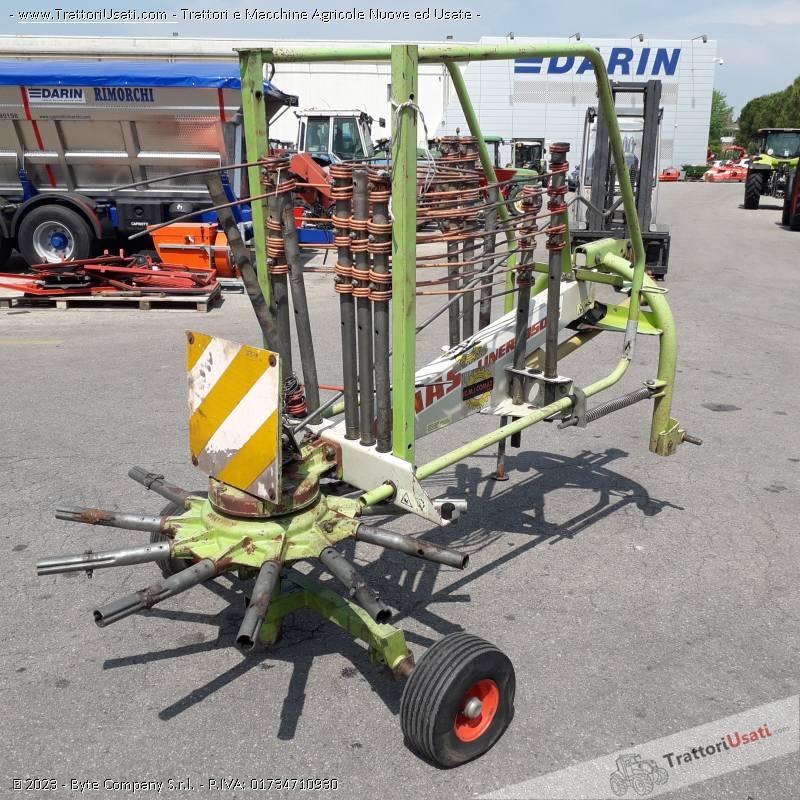 Giroandanatore claas - liner 350 s 2