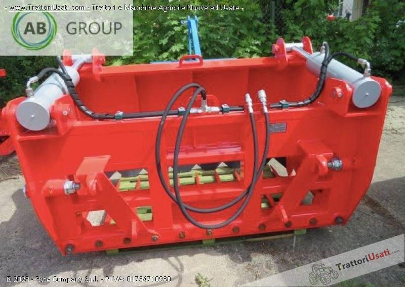 Trituratore paglia  - inter-tech 1,4 m 0