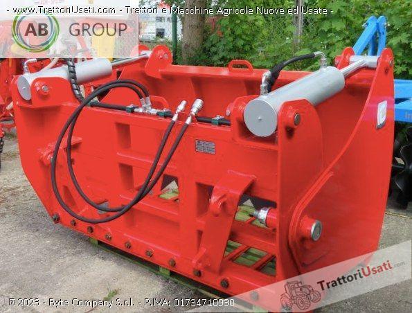 Trituratore paglia  - inter-tech 1,4 m 2