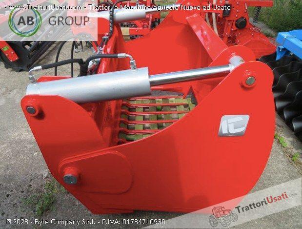 Trituratore paglia  - inter-tech 1,4 m 3