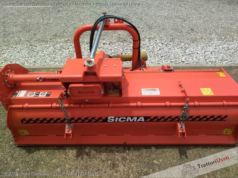 Fresa  - 210 sicma 1