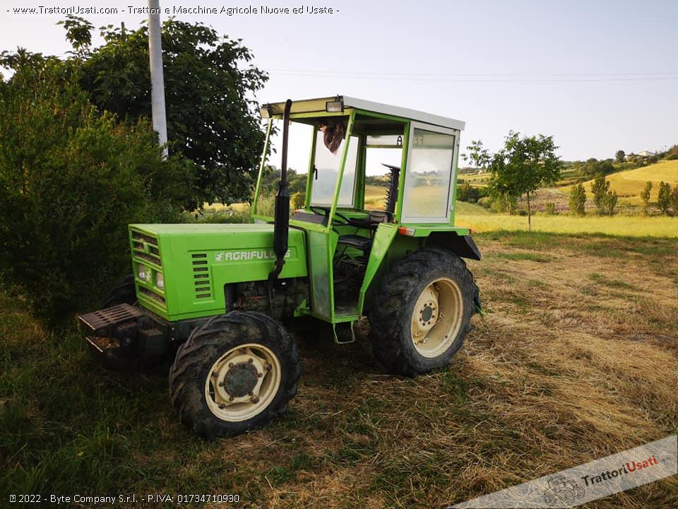 Trattore agrifull - 55 0
