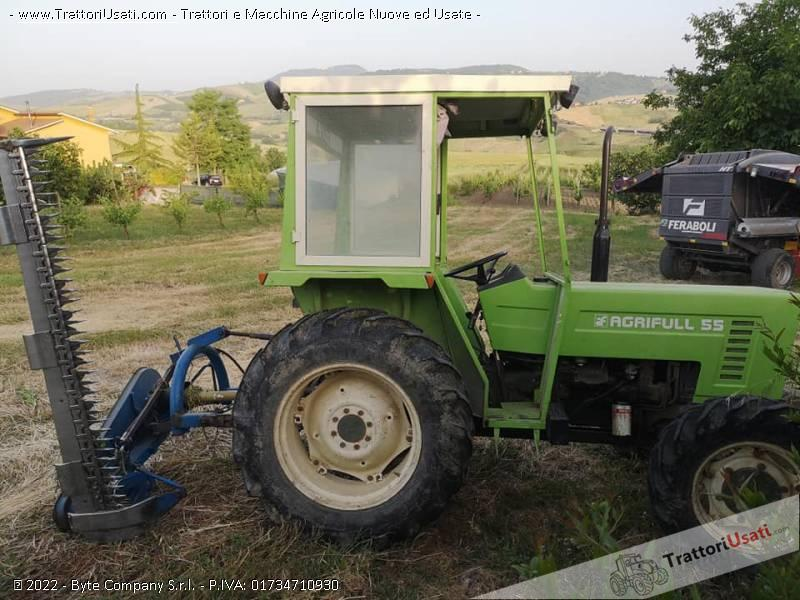 Trattore agrifull - 55 1