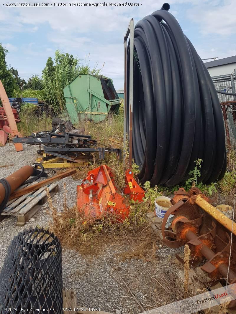 Tubo  - per irrigatori 110 0