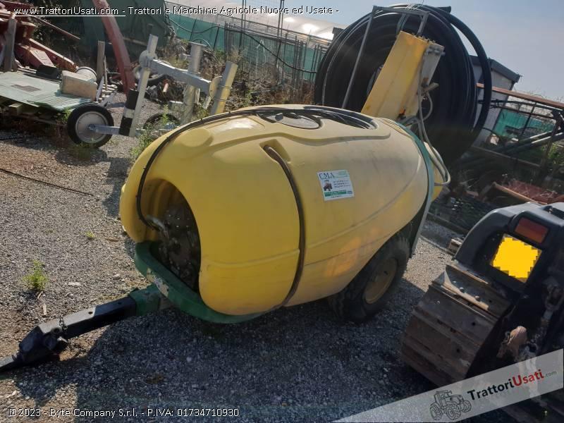 Atomizzatore  - projet 1100 0