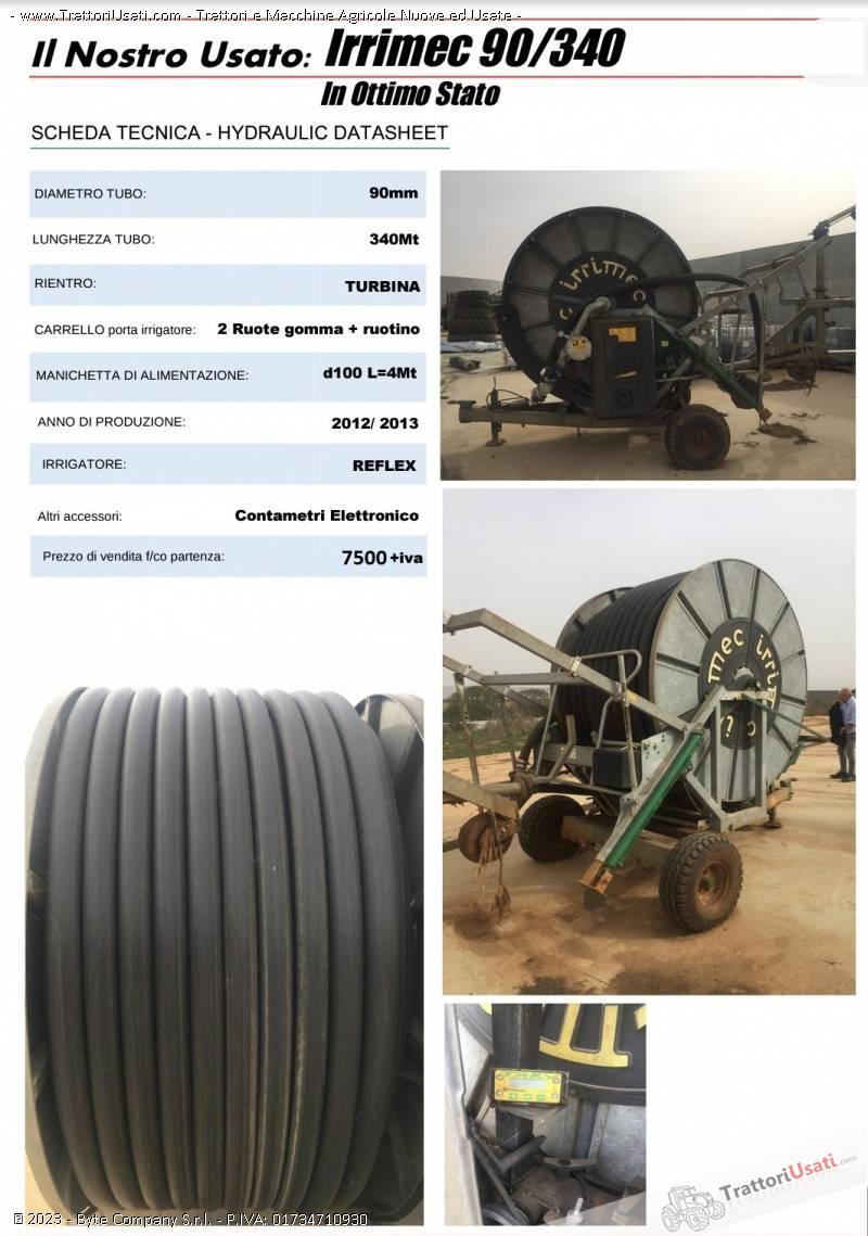 Irrigatore  - irrimec 90-340 0