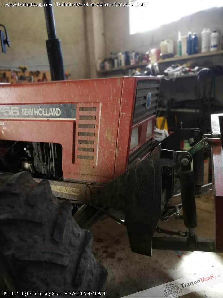 Trattore new holland - 65-66 0