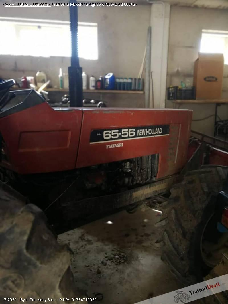 Trattore new holland - 65-66 1