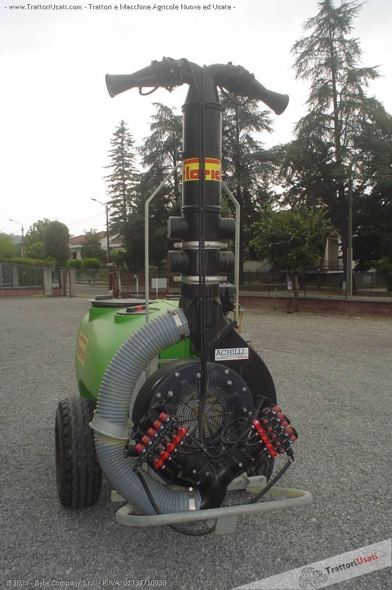 Atomizzatore  - florida 800 trainato 1