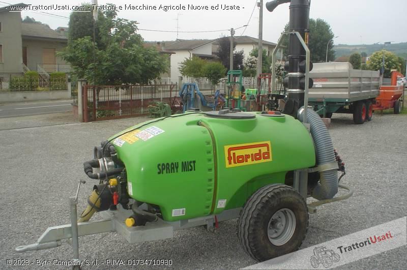 Atomizzatore  - florida 800 trainato 4
