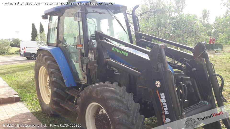 Trattore new holland - tl100 0