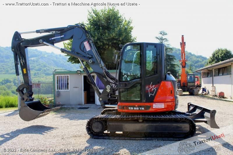 Escavatore  - eurocomach es950tr 0