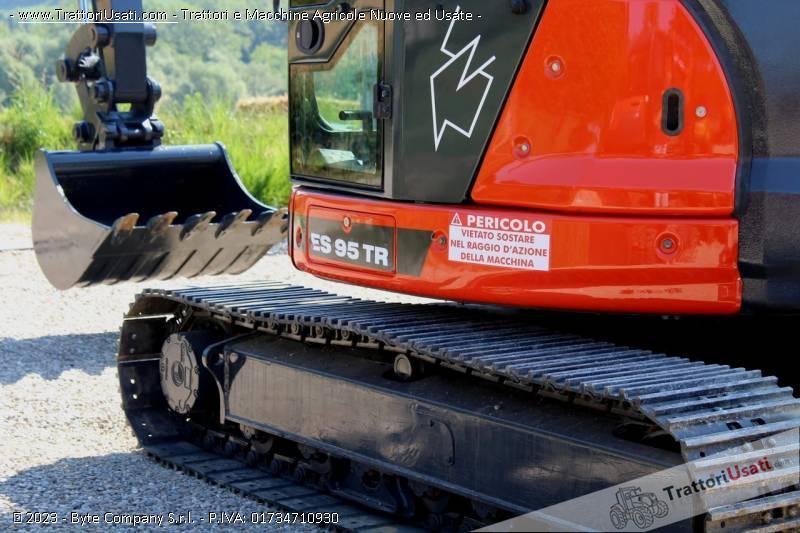 Escavatore  - eurocomach es950tr 2