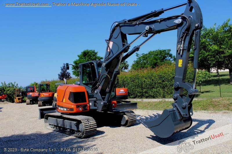 Escavatore  - eurocomach es950tr 3