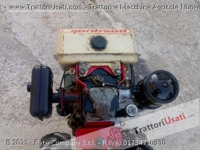 Motocoltivatore pasquali - 478 0