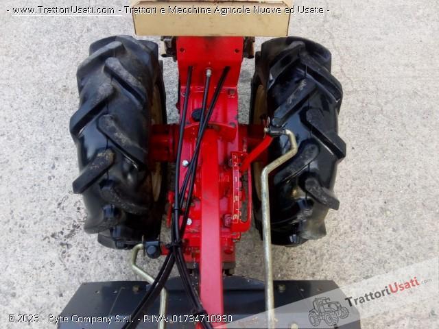 Motocoltivatore pasquali - 478 1