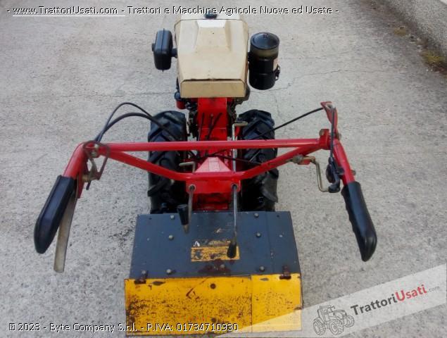 Motocoltivatore pasquali - 478 3