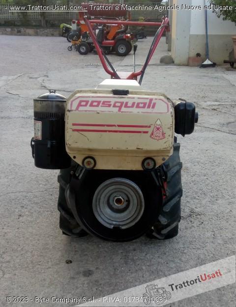 Motocoltivatore pasquali - 478 4