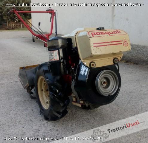 Motocoltivatore pasquali - 478 5