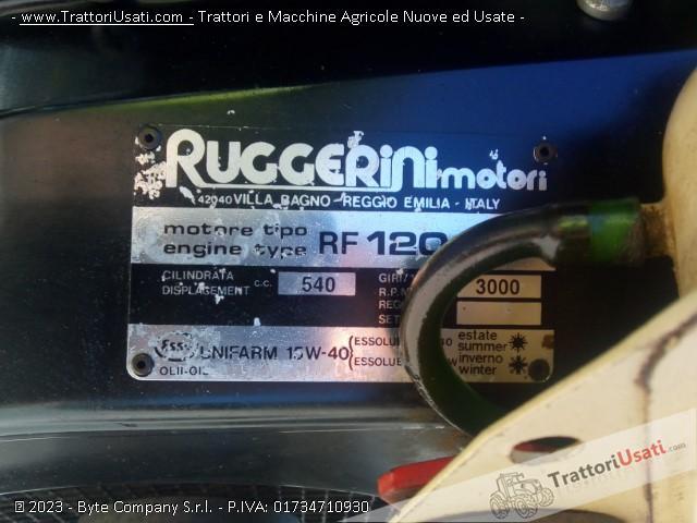 Motocoltivatore pasquali - 478 6
