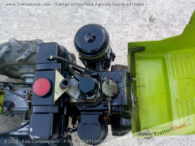 Motocoltivatore grillo - 127 1