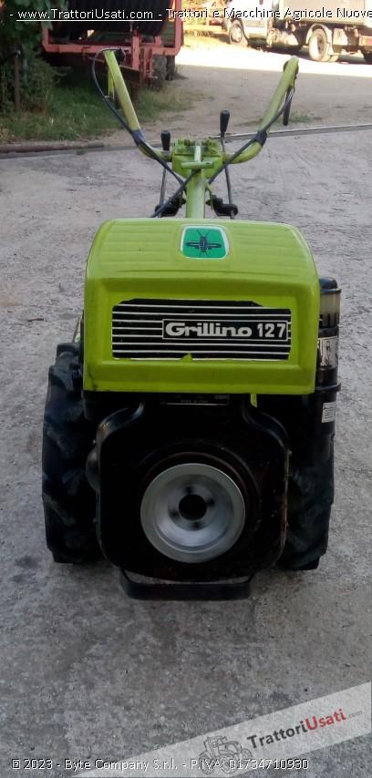 Motocoltivatore grillo - 127 4