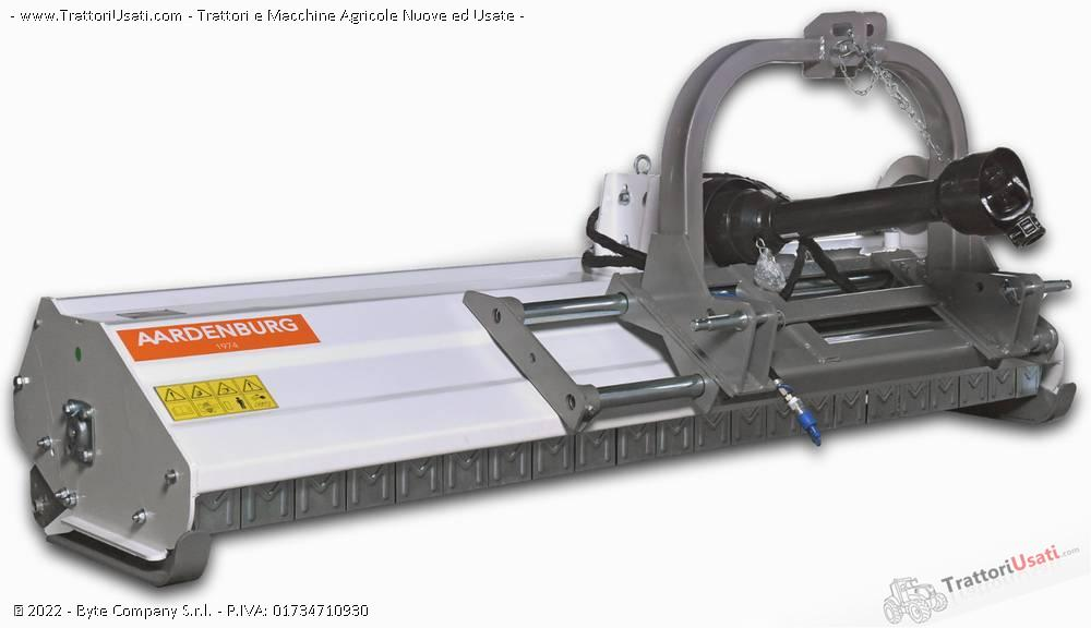 Trincia  - alpha m 2200 plus 1