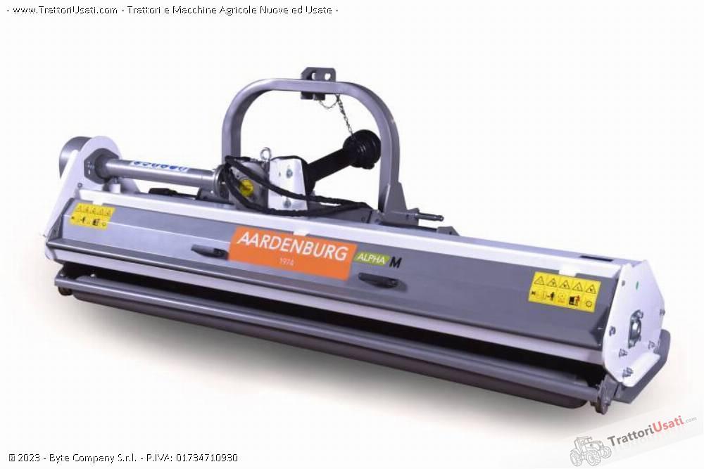 Trincia  - alpha m 2200 plus 4