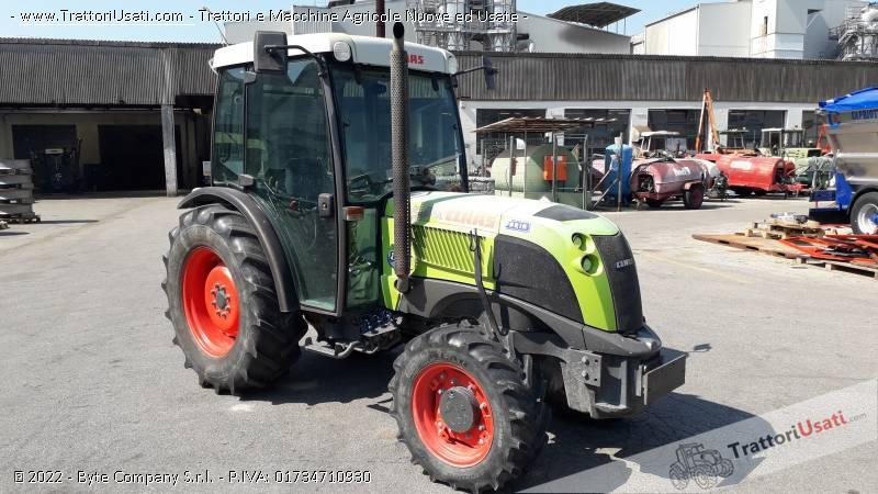 Trattore claas - nectis 267 vl 0