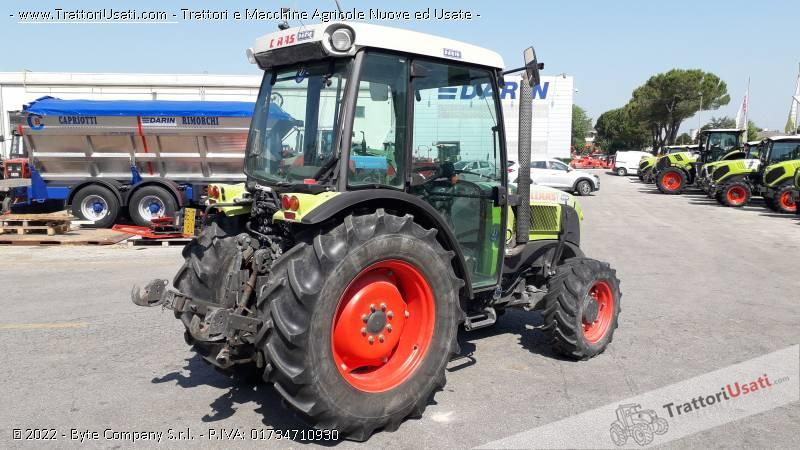 Trattore claas - nectis 267 vl 1