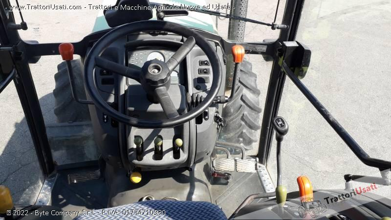 Trattore claas - nectis 267 vl 3
