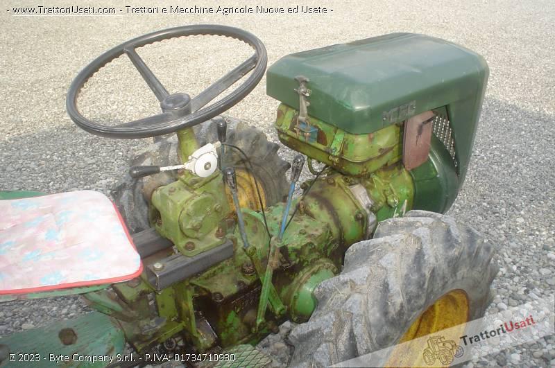 Motoagricola ferrari - mc-60 2