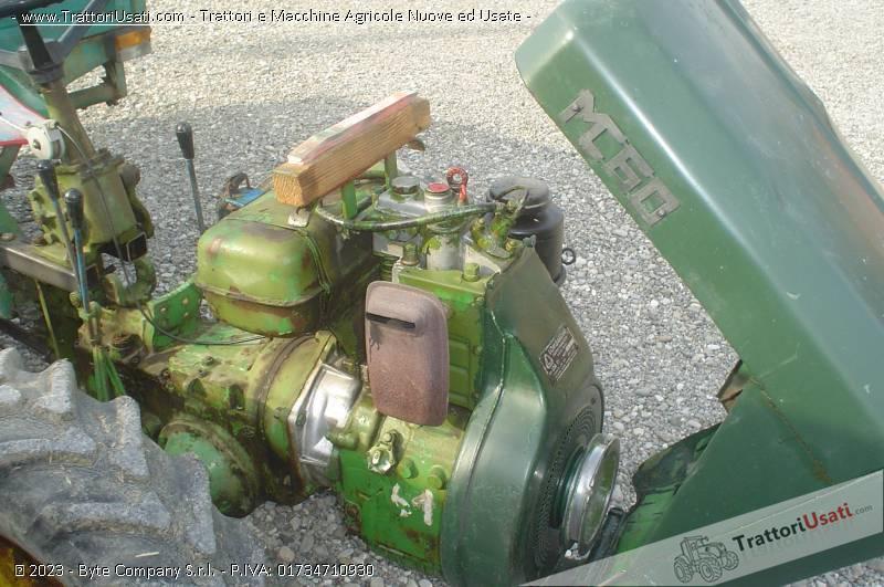 Motoagricola ferrari - mc-60 4